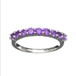 New listing Amethyst ring